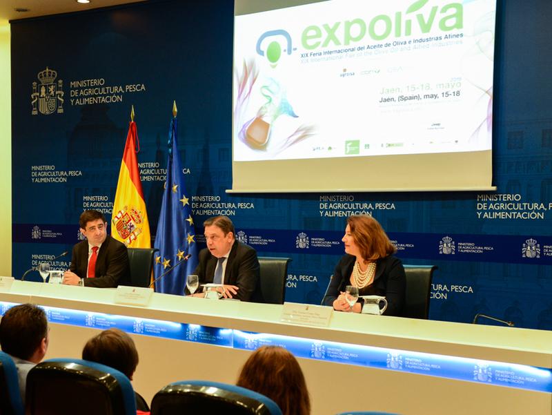 Expoliva 2019 contará con más expositores que en toda su historia