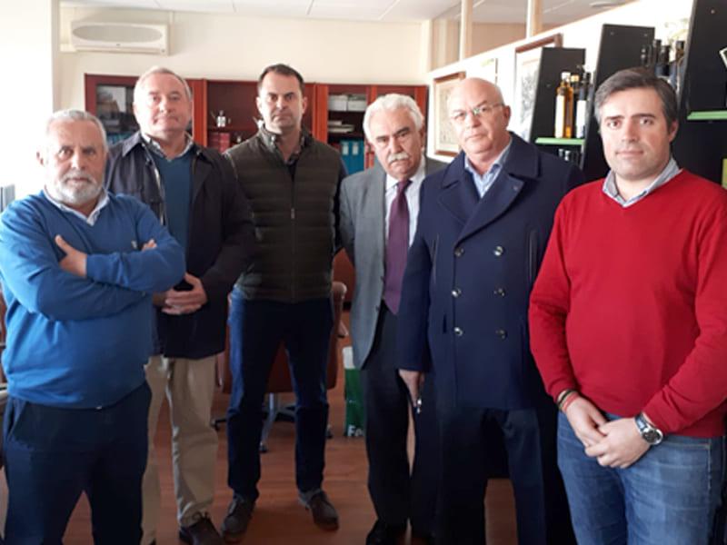 El sector olivarero unido programa movilizaciones  en 2020