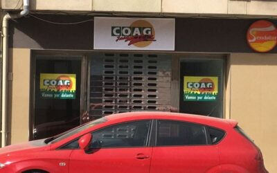 Nueva Asamblea Local de COAG en Villanueva del Arzobispo