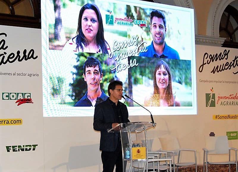 El campo español necesitará incorporar 20.000 nuevos agricultores cada año