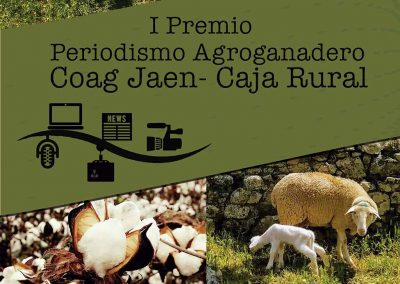 Premio de Periodismo Agroganadero