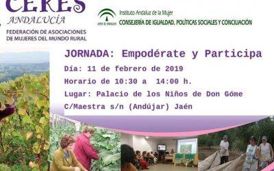 Una jornada para mejorar los derechos de las mujeres rurales