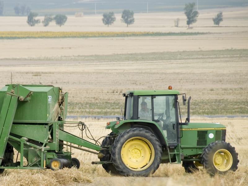 La Renta Agraria se reduce un 8,6 % en 2019